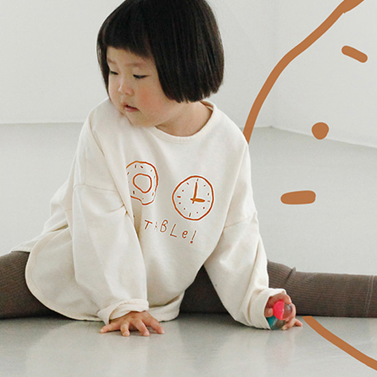 Donut T-shirt (도넛 티)
