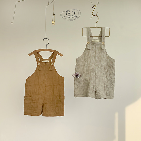 Cuenca Overalls (쿠엔카 오버롤)