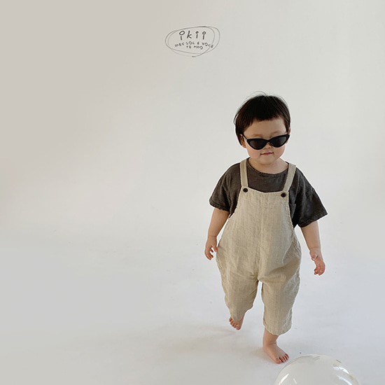 Cool Cotton Overalls (쿨코튼 오버롤)